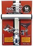 Minoura Lenkeradapter Space Grip SGL-300, silber, M, 3590058