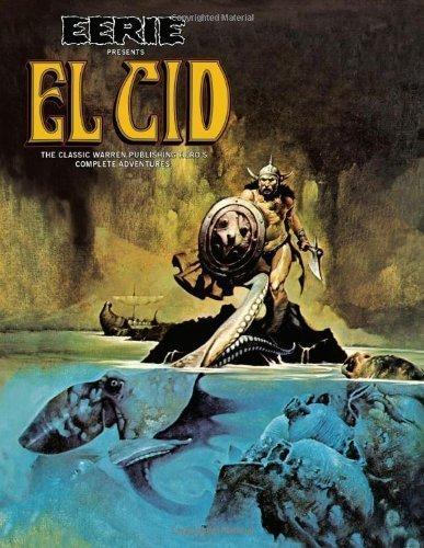 Eerie Presents El Cid (Eerie Archives) by Budd Lewis(2013-01-01)