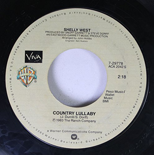 shelly-west-45-rpm-country-lullaby-jose-cuervo