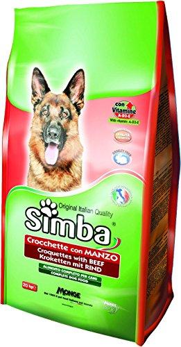 Crocchette cane adult MONGE SIMBA 20KG
