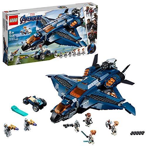 LEGO Marvel Super Heroes - Le combat Ultime avec Le Quinjet des...
