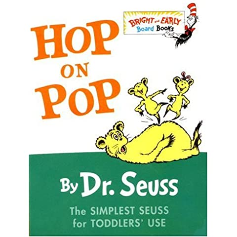 Hop on Pop (Bright and Early Board Books)