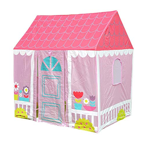 LA6 Kinderzelt Indoor Jungen und Mädchen Toy Game House Outdoor Kinder Big House Zelt (Sich Baby-halloween Sie Wie Verkleiden)