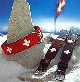 Swiss Lederhalsband