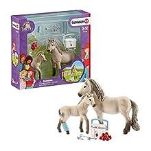 SCHLEICH- Accessoire Kit de Secours d'Horse Club Hannah, 42430, Multicolore