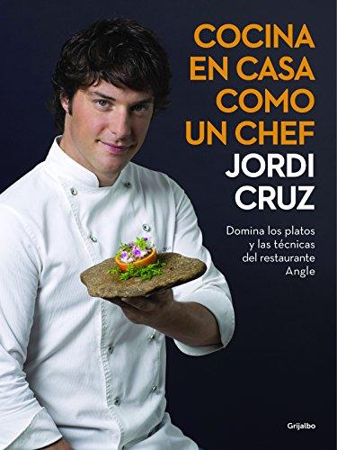 Cocina En Casa Como Un Chef (SABORES) width=
