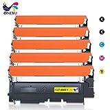 ONLYU CLT-406S CLT-K406S CLT-C406S CLT-M406S CLT-Y406S kompatibel Toner kartusche für Samsung Xpress CLP-360 CLP-360N CLP-365 CLP-365W CLP-368 C410W C460W C467W CLX-3300 CLX-3305 5-pack (2B/1C/1M/1Y)