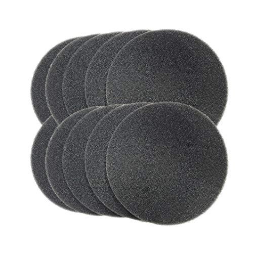 10 Stk. Langzeitfilter für LUNOS e² e2 und ALD-R 160, Typ 9/FIB-3R, Filterklasse G3, 037 214 - Filtereinsatz - Regenerierbare Filtermatte - Filter - E2-schaum