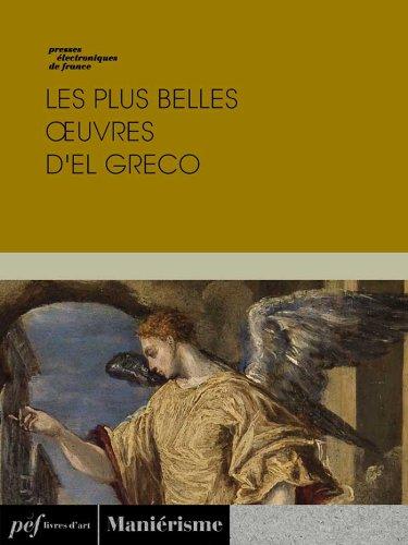 Greco-malerei (Les plus belles œuvres d'El Greco (French Edition))