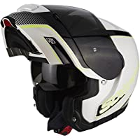 Scorpion Casco Moto exo-3000 Air Stroll, multicolor, talla XXL