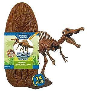 Geoworld - Huevo Del Jurasico con Spinosaurus Dr Steve (Tachan 90891098)