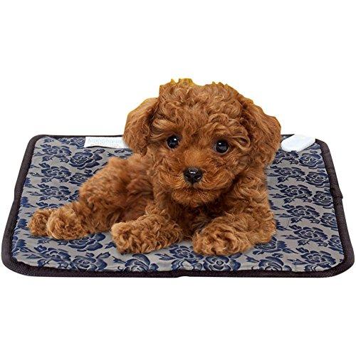 Espeedy 45 * 45 CM 110 V Pet Heizkissen Wasserdicht Hund Katze Bunny Heizung Einstellbare Wärmematte Welpen Elektrische Heizdecke Bett