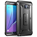 Best Note 4 Protections d'écran i-Blason Galaxy - Coque Samsung Galaxy 5, SUPCASE [résistant] avec clip Review