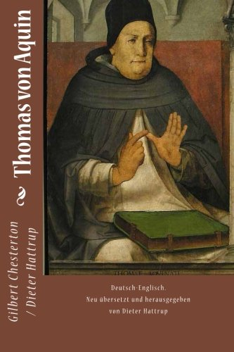 Thomas von Aquin: Deutsch-Englisch.