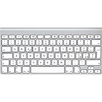 Apple A1314 Senza Fili Tastiera Wireless Keyboard – Layout Italiano (Ricondizionato Certificato)