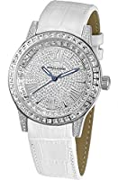 Jacques Lemans Porto Reloj de Pulsera para mujeres Con cristales de Swarovski de JACQUES LEMANS