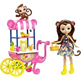 Enchantimals FCG93 Fruit Cart Doll Set