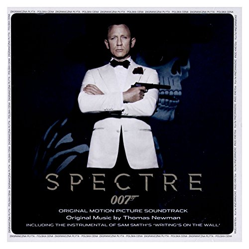Spectre soundtrack [Thomas Newman] (PL) [CD]
