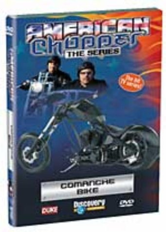 American Chopper: Comanche Bike [DVD] (Comanche Chopper)