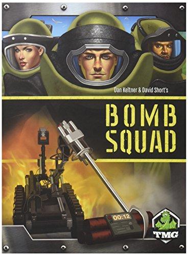 Unbekannt Tasty Minstrel Games 1013TTT - Brettspiele, Bomb Squad