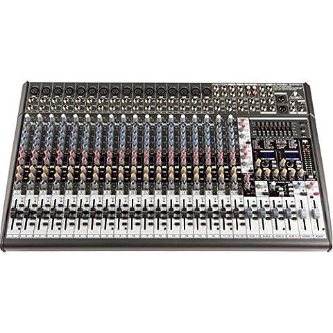 Behringer SX2442FX Eurodesk Mischpult