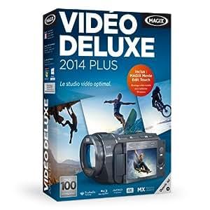 Magix vidéo deluxe plus 2014