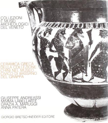 Ceramica greca della collezione Chini nel Museo civico di Bassano del Grappa