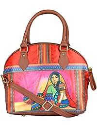 All Things Sundar Hand Bag Cum Shoulder Bag - 240 - 02