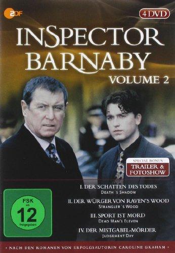 Inspector Barnaby Vol. 2 (Midsomer Murders) [4 DVDs] Preisvergleich