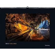 Thailand 2018: Kalender 2018 (KUNTH Wandkalender Black Edition)