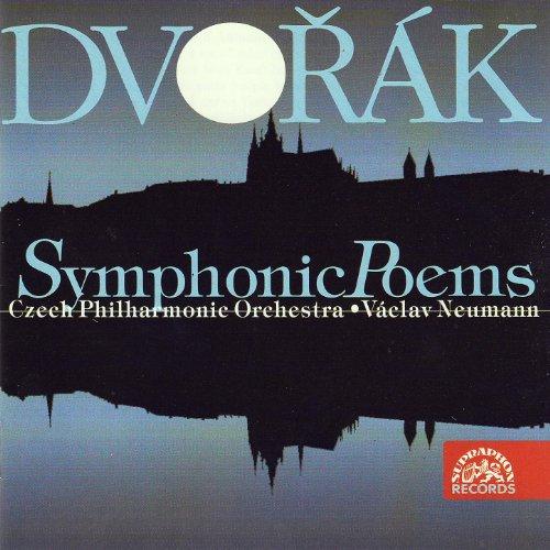 Dvorak : Symphonic Poems / CPO / Neumann