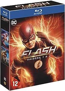 Flash - Saisons 1 & 2 - Blu-ray - DC COMICS