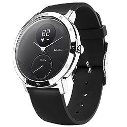 Nokia Steel Hr Hybrid Smartwatch - Fitnessuhr Mit Herzfrequenz Und Aktivitätsmessung