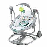 QIAN Chaise inclinable appease électrique chaise à bascule bébé berceau basculer vers l'arrière pour dormir moïses lit
