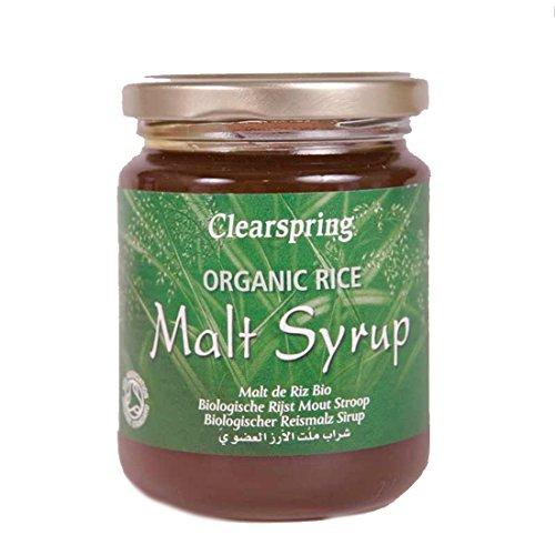 Clearspring | Rice Malt Syrup - Organic | 6 x 330G