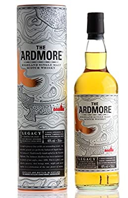 Ardmore Legacy Single Malt Scotch Whisky 70 cl