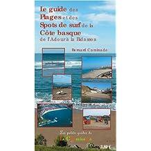 Le guide des plages et spots de surf de la côte basque
