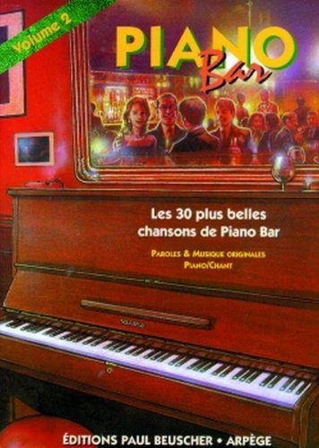 Partition : Piano bar vol.2