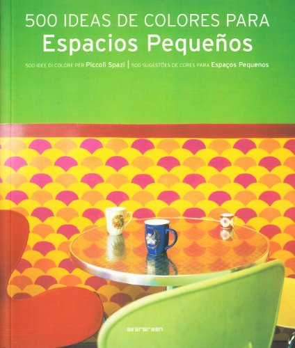 BOOK - 500 IDEAS DE COLORESA P por aa vv