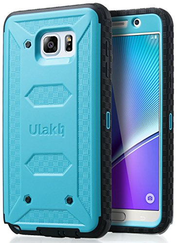 Ulak Mobile Case For Galaxy Note 5 (Blue)