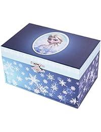 Trousselier - TROUS60430 - La Reine des Neiges - Grande Boite à Bijoux Elsa