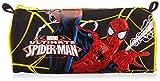 Seven Spider-man 329021602-899 Portapenne per Scuola, Poliestere, Multicolore
