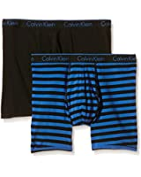 Calvin Klein Men's Pack of 2 Ck One Boxer Briefs