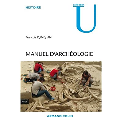 Manuel d'archéologie