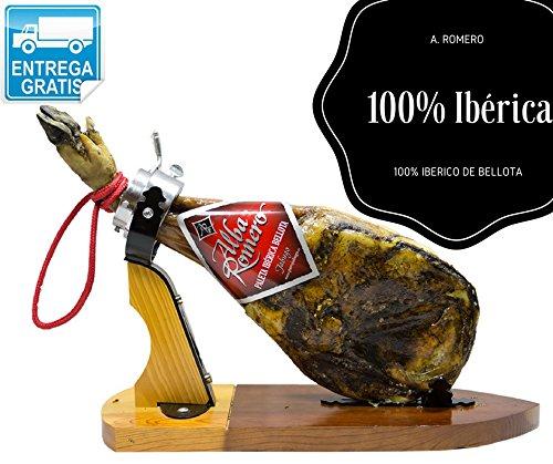 Paletilla Iberica 100% Bellota Jabugo Huelva Paleta 4-4,5 kgs