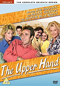 The Upper Hand - The Complete Seventh Series [DVD]