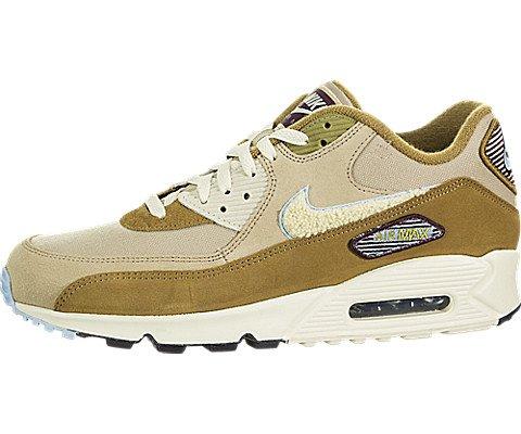 online store 3123a 1b1b9 Nike Men s Air Max 90 Premium Se Low-Top Sneakers, Multicolour (Muted Bronze