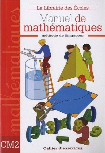 Manuel de mathmatiques CM2 : Cahier d'exercices de Guny. Caroline (2010) Broch