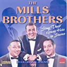 Sing Their Great Hits In Stereo [ORIGINAL RECORDINGS REMASTERED] 2CD SET Import edition by The Mills Brothers (2011) Audio CD