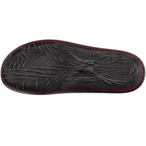 Gaia Naot 17001, sandali & Pantoletten Rosso (rot (paprikaNC00))